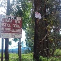 Venda De Sítio No Mato Dentro Em São Thomé Das Letras-MG